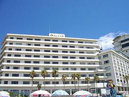 ホテル 三日月 アイランド 勝浦 ウォーター